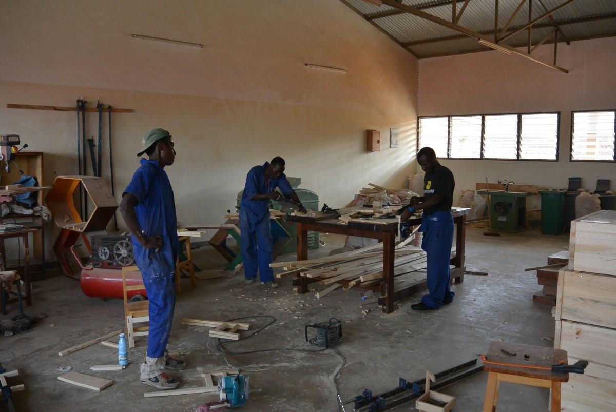 SOS school, Kigali