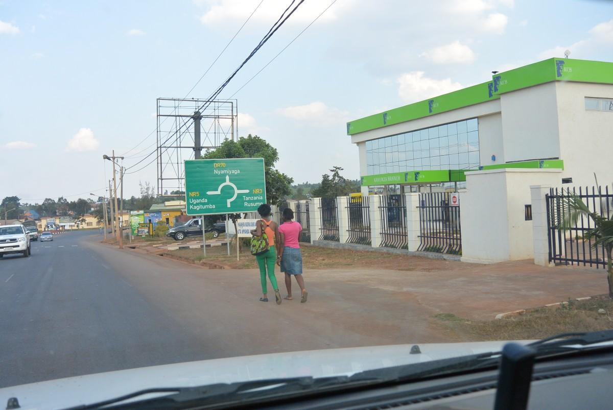 Kayonza, Rwanda