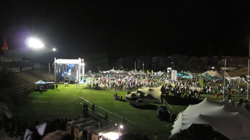 Jazz Encounter 2010, Windhoek