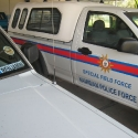 car park of our ministry which is shared with the police headquarter
