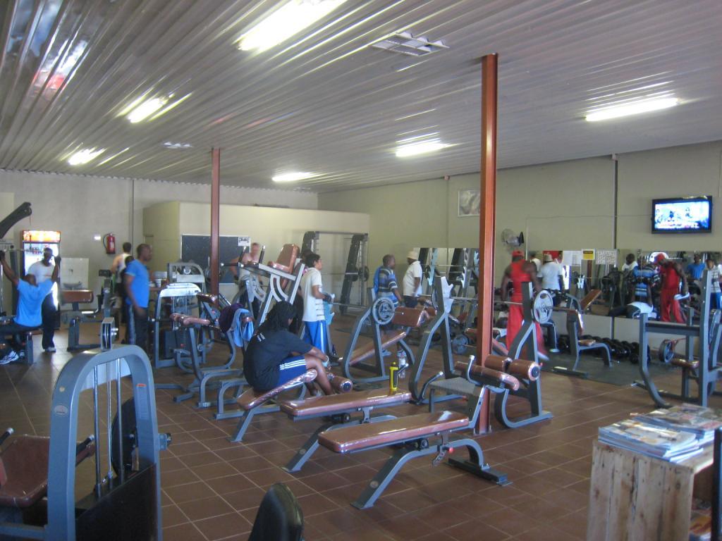 YAP Gym, Ongwediva