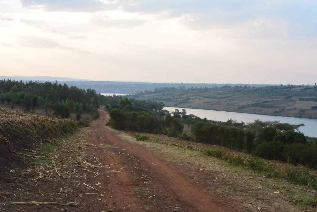 Lake Muhazi, Eastern Province, Rwanda