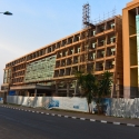 near downtown, Kigali