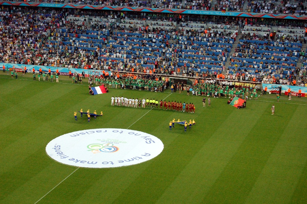 FIFA Worldcup \'06, Munich