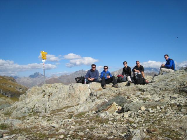 unofficial 2-day ZHAW mountain marathon \'09