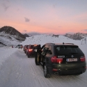 BMW Winter Technic Drive in Sölden \'08