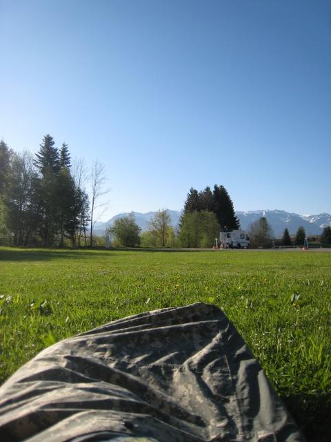 Day 2: campground Blaichach