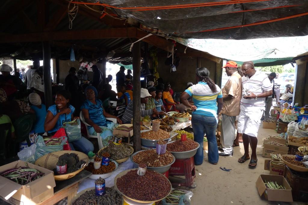 open market, Omuthiya