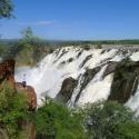 Ruacana water falls