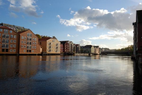 Nidelva, Trondheim