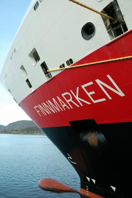 Hurtigruten MS Finnmarken