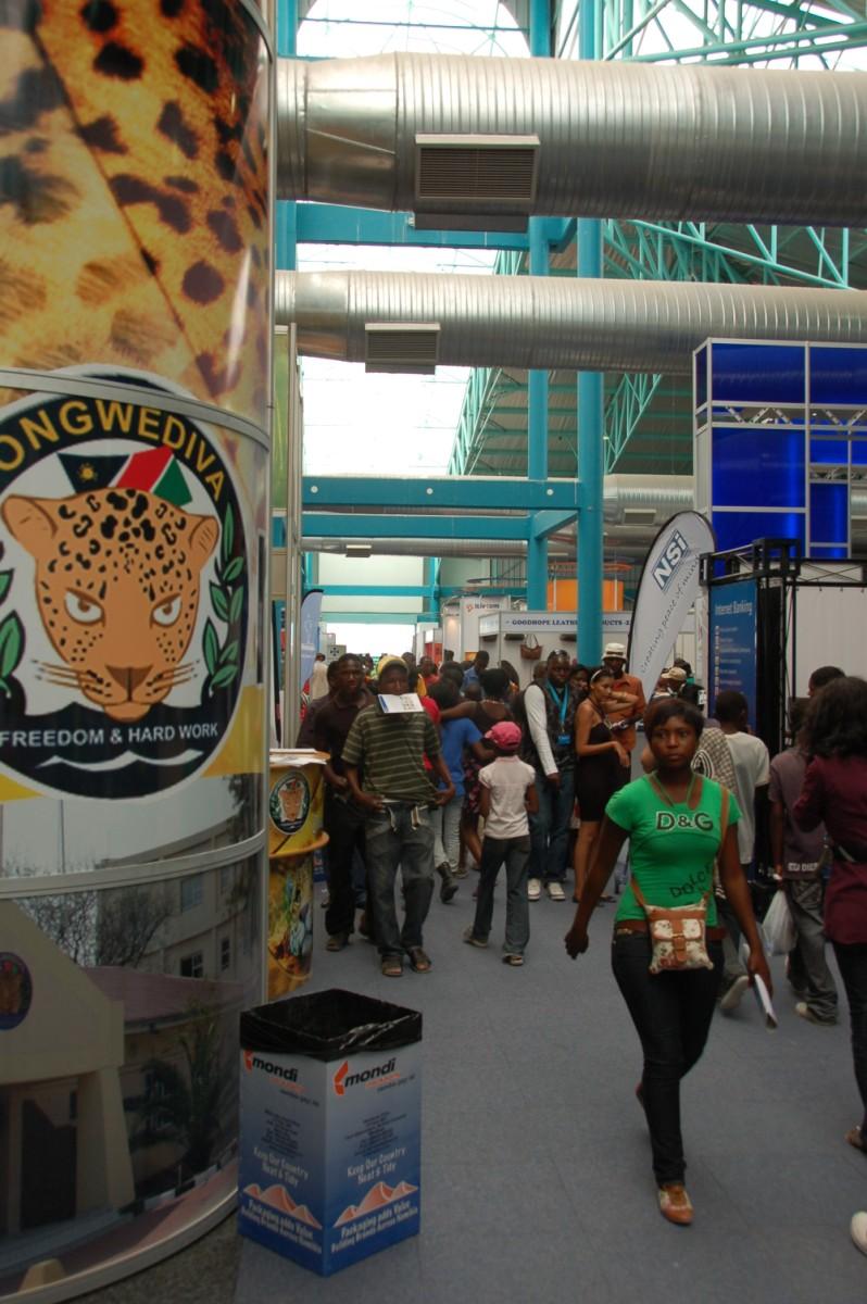 Ongwediva Trade Fair 2011