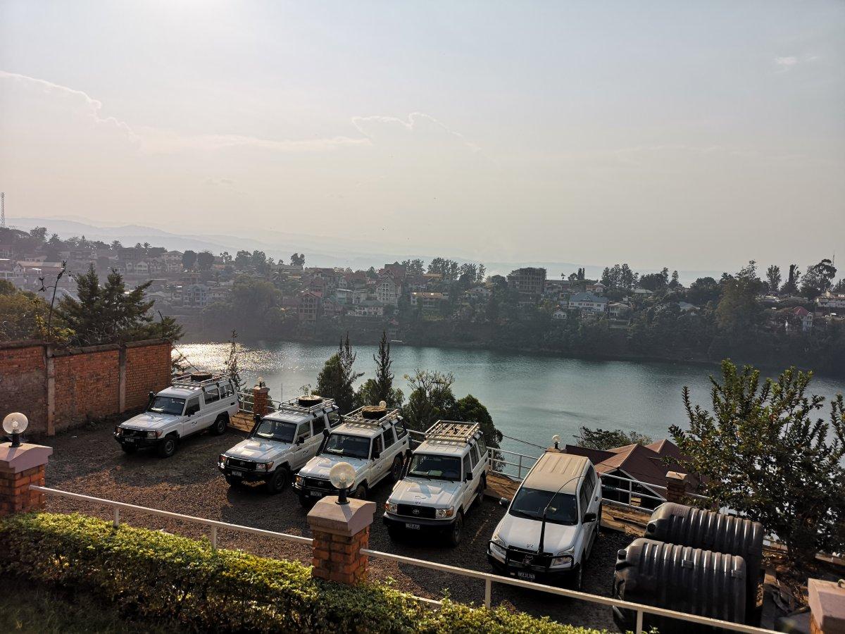 GIZ admin & finance HQ, Bukavu, DRC