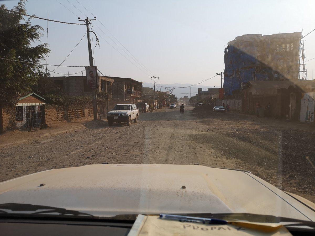 Bukavu, DRC