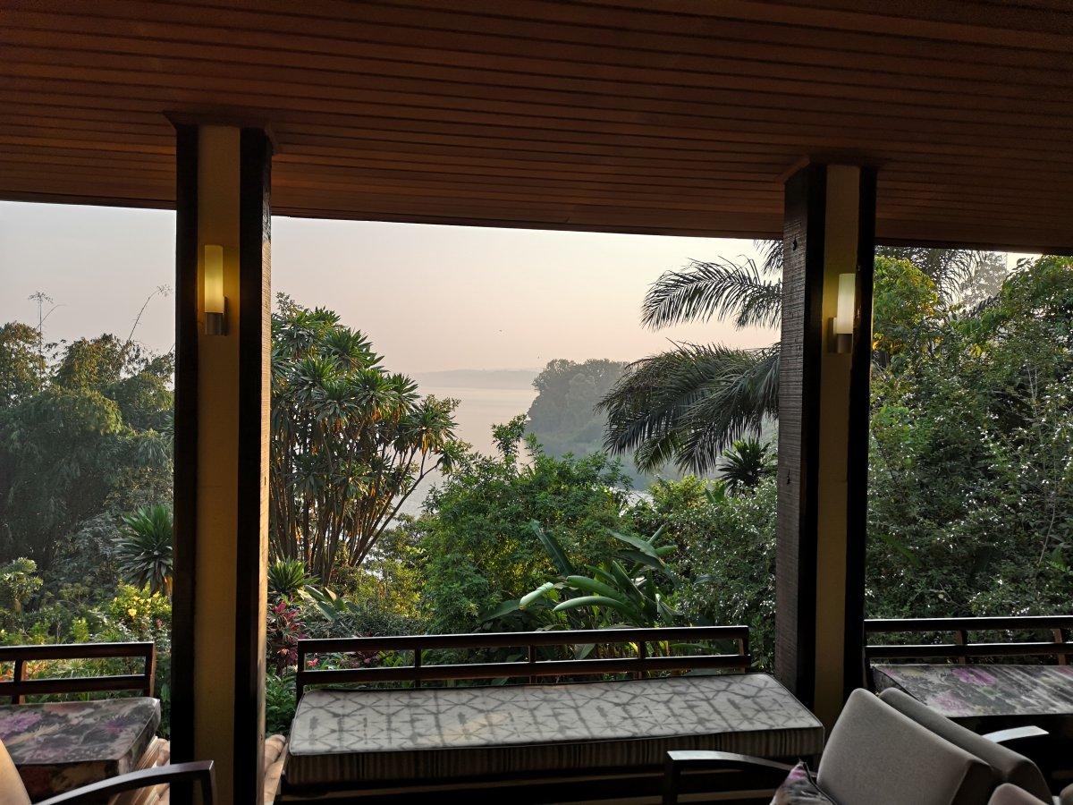 Orchids Hotel, Bukavu, DRC