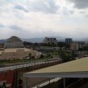 view from Westerwelle Startup House, Kigali, Rwanda
