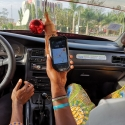 offical taxi meter, Kigali, Rwanda